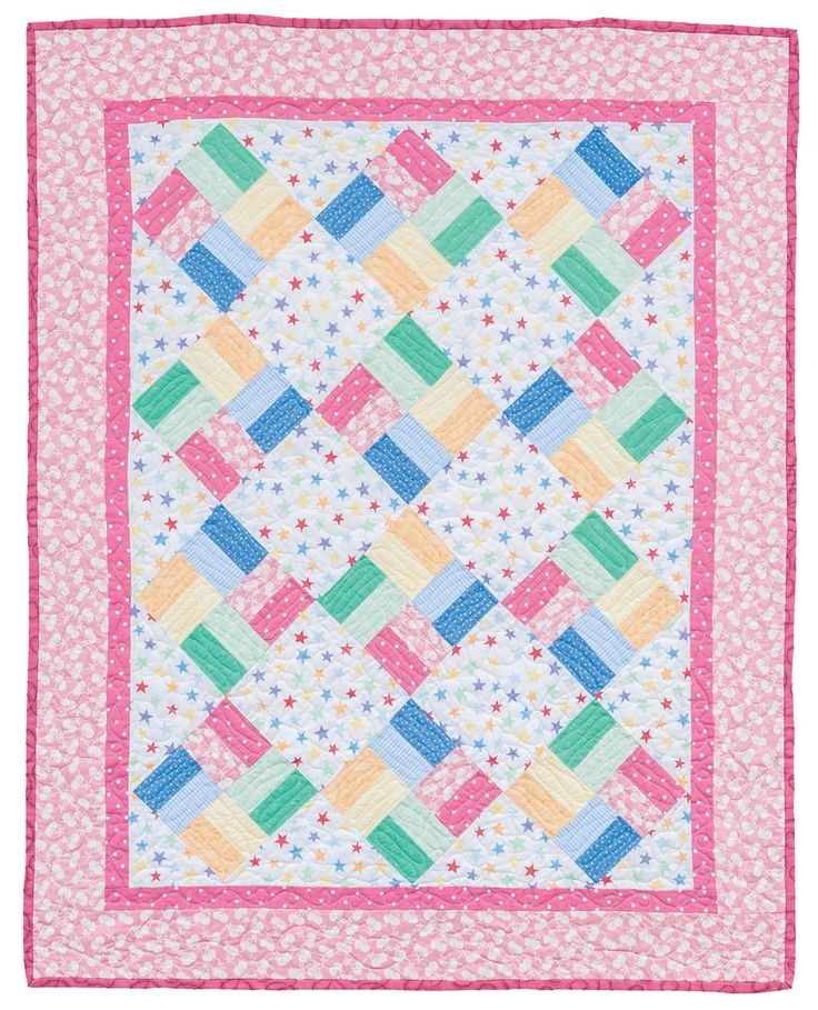 Fast And Fun Baby Quilts Make It Martingale That