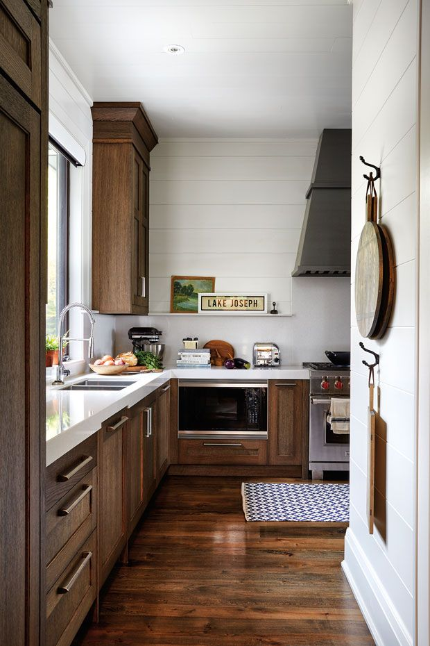 See How Wood Cabinets Wow In These 45 Kitchens Bathrooms In 2018