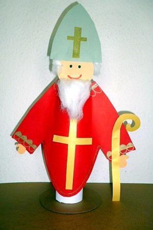 Weihnachten alt/Weihnachten-Bischof-Nikolaus