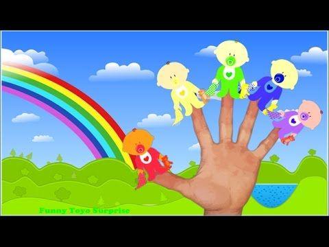 The Finger Family Song Lyrics: Daddy finger, daddy finger, where are you? Here I am, here I am. How do you do? Mommy finger, Mommy finger, where are you? Her...