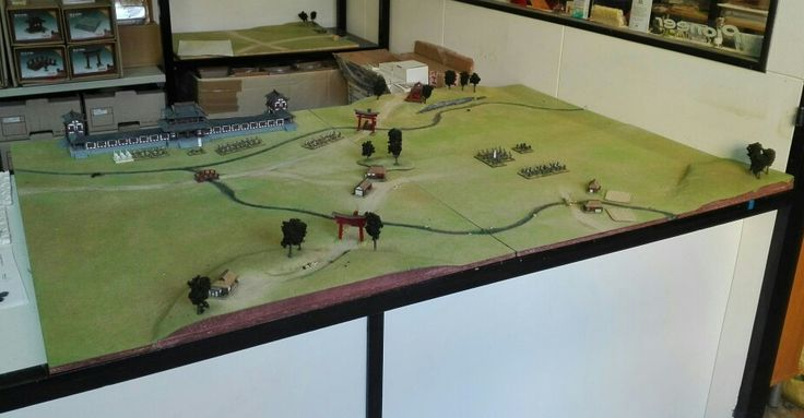 Campo di battaglia 160x100