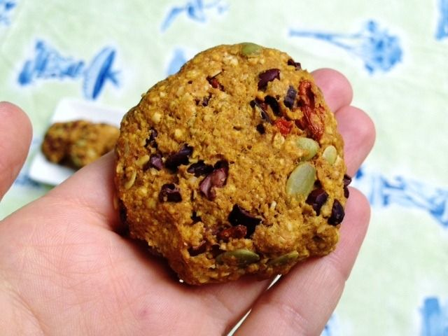 Sweet & Savvy Snacking: Superfood Stuffed Vegan Oatmeal Cookies