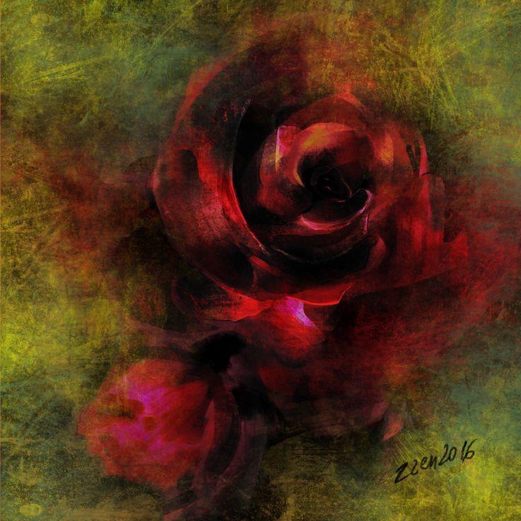 Toxic Rose.