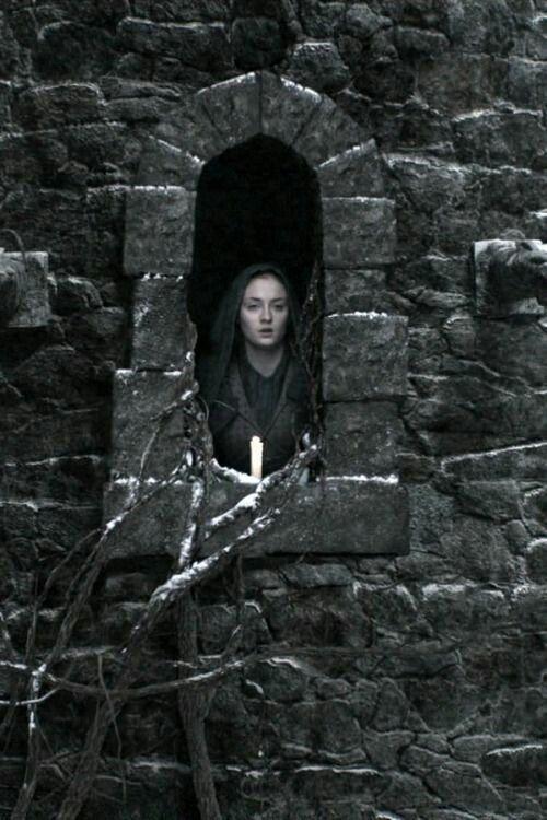 game of thrones #SansaStark
