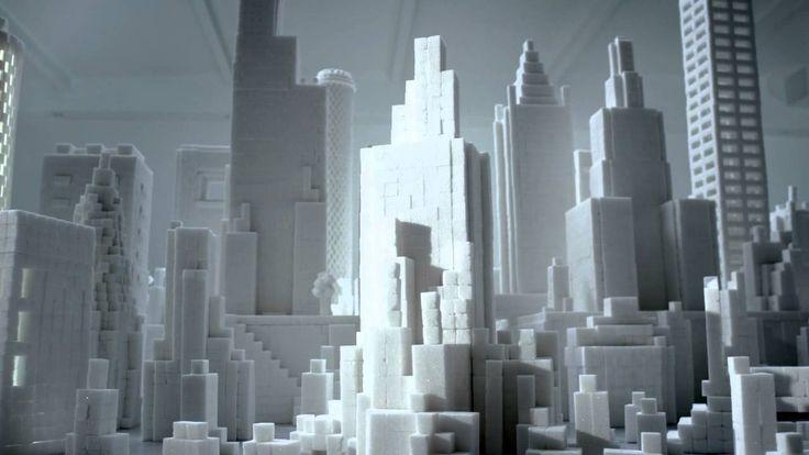 Sugar Buildings by Brita