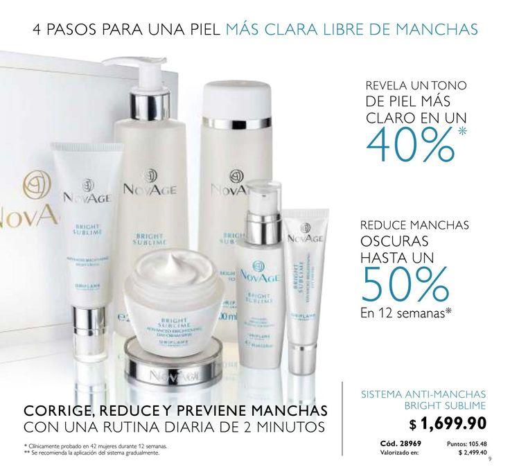 Catalogo Oriflame C9 | Oriflame cosmeticos, Productos ...