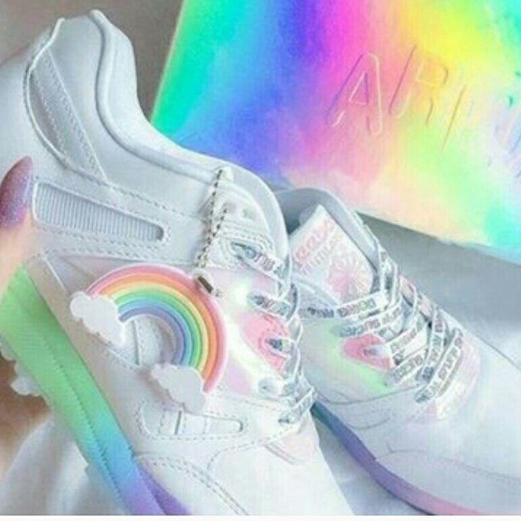 Scarpe multicolor