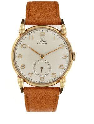 Vintage Rolex...gorgeous.