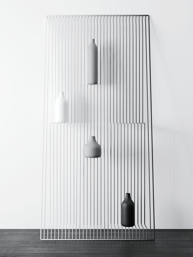 Coup de cœur : Une étagère illusion «Field » par Dmitry Kozinenko - Floriane…