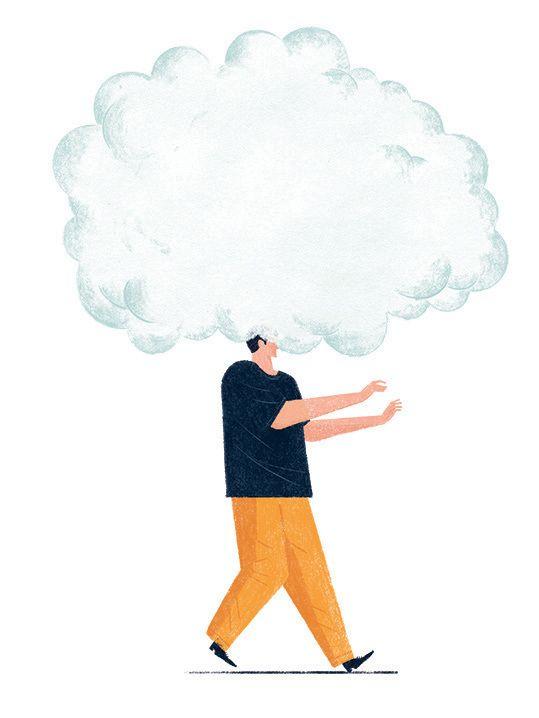 Burnout_Psychologie Heute - Giulio Castagnaro