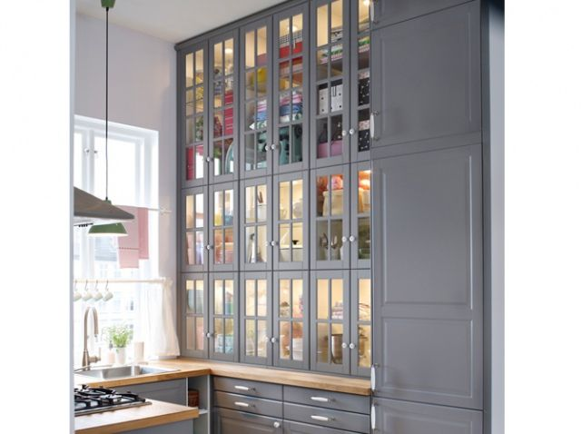 17 meilleures id es propos de refaire le placard de cuisine sur pinterest - Relooker une armoire ikea ...