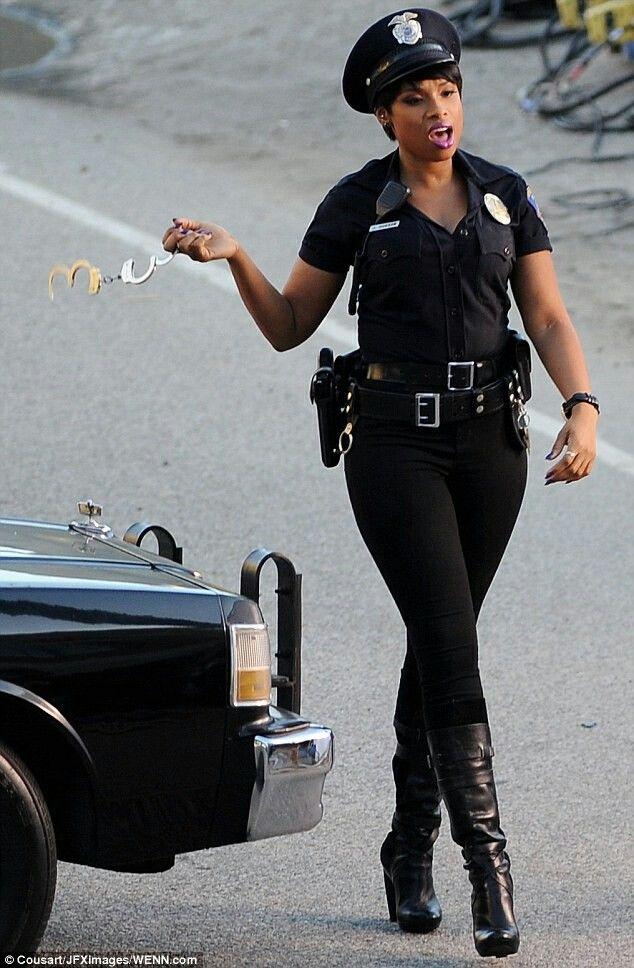 hot nude cops