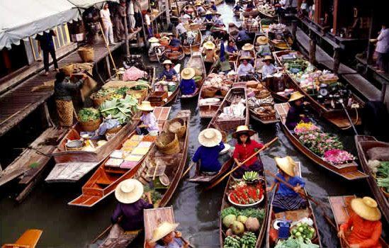 Floating Markets: Favorite Places, Saduak Floating, Marketing Thailand, Amphawa Floating, Channing Floating, Damnoen Saduak, Floating Marketing, New Friends, Bangkok Floating