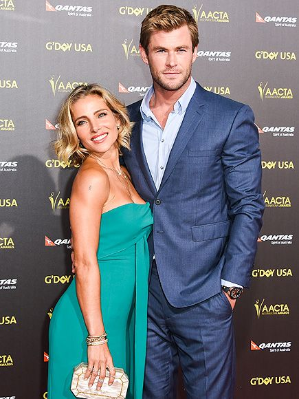 Aw! Chris Hemsworth Said the Most Romantic Thing About His Wife http://www.people.com/article/chris-hemsworth-elsa-pataky-gday-usa-gala