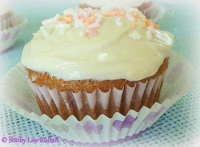 Carrot Cupcakes - @ The Life and Loves of Grumpy's Honeybunch diabetic friendly