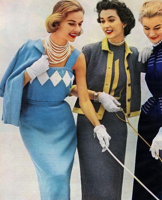 Fashion, 1952