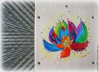 Йога-гвозди-Садху Цветок кундалини - йога,здоровье,ящик,чемодан,чемоданчик