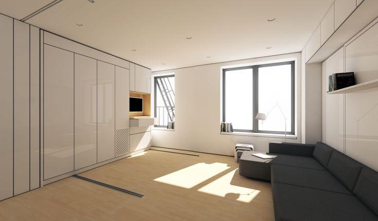 LifeEdited: briljant ruimtegebruik zorgt voor een one size fits all woning     roomed.nl