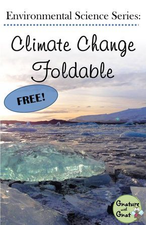 This activity is designed to help students independently research both sides of climate change debate in order to form their own arguments regarding global warming and the effect that it has on our world.
