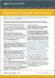 Inclusiveness report smmary cover