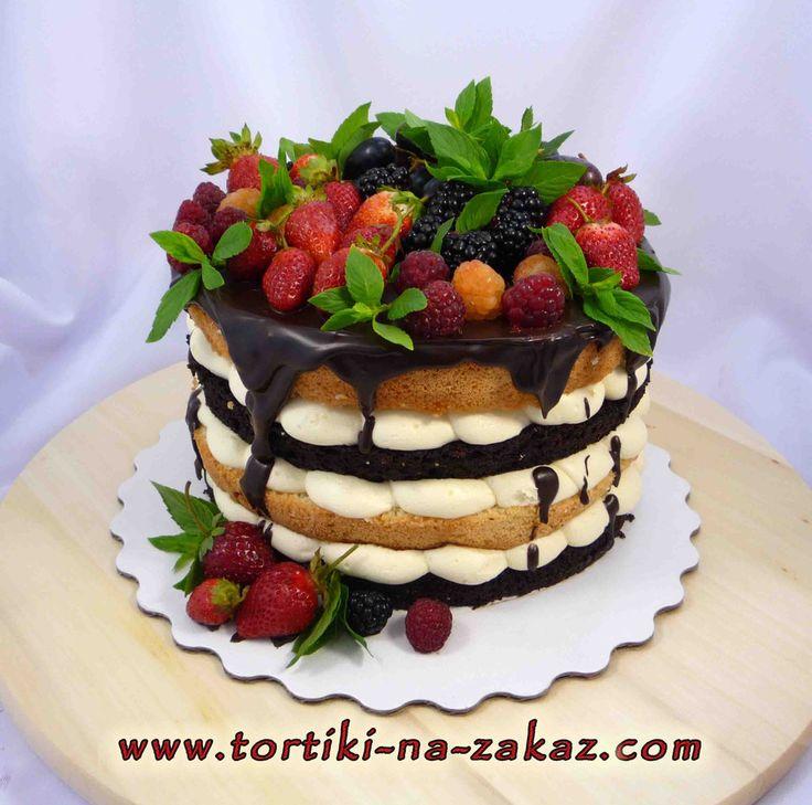 Голые торты к любому празднику