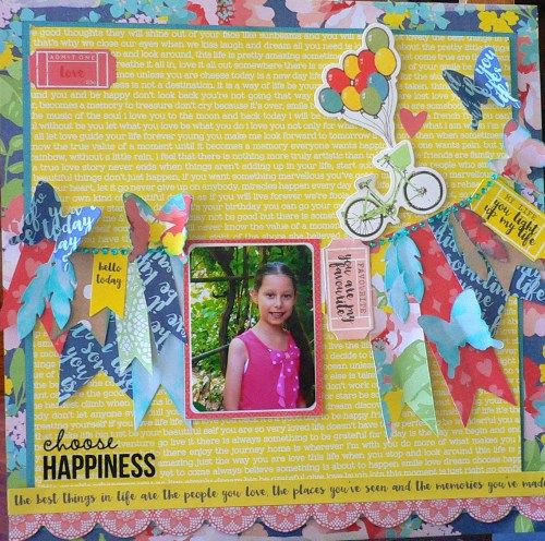 Kaisercraft materials: Finders Keepers collection  Finders Keepers layout- adriana bolzon