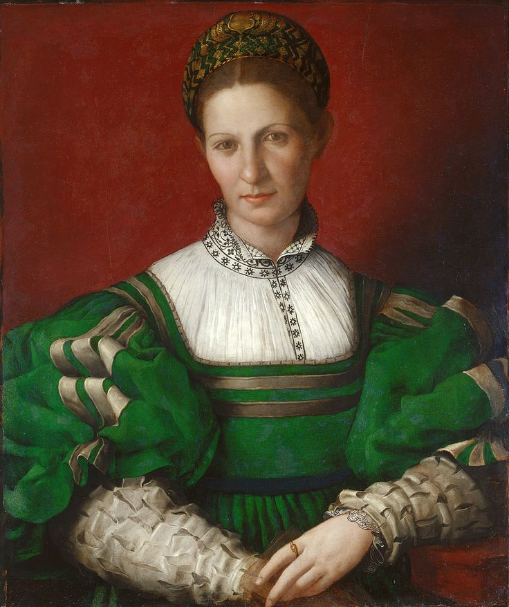 Agnolo Bronzino (1503-1572) - Renaissance Portraits of Women ~ Artists and Art