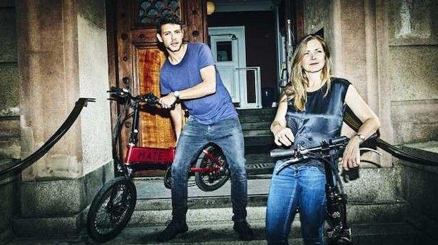 Søskendepar bag elcykel sætter crowdfunding-rekord med 27 mio kr.