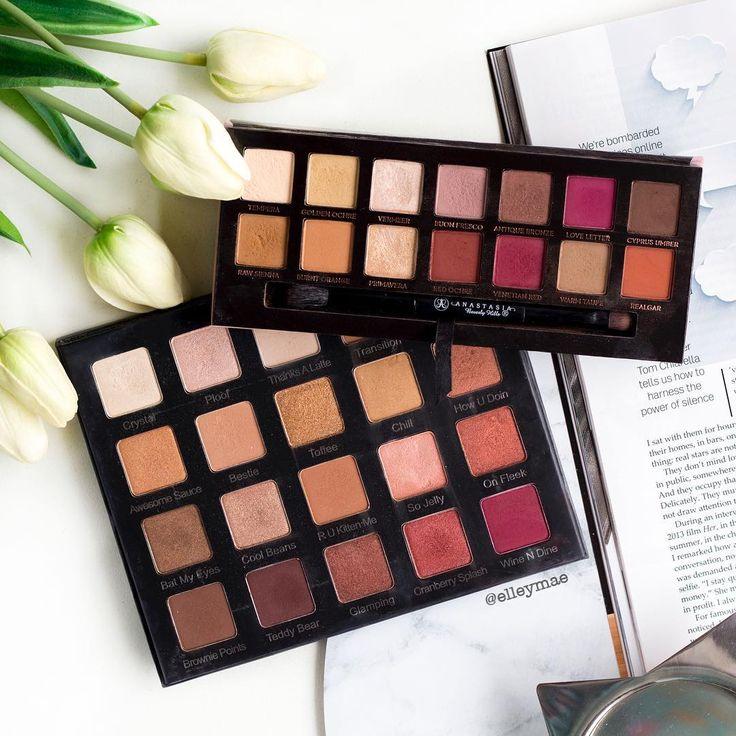 Violet Voss Holy Grail Palette // Anastasia Beverly Hills Modern Renaissance Palette | Instagram - @ ElleyMae
