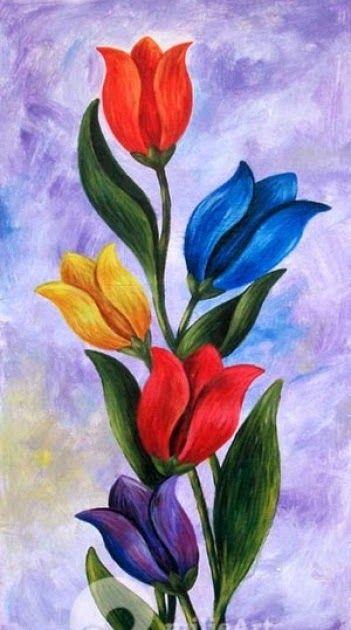Gambar Lukisan Cat Air : gambar, lukisan, Paling, Lukisan, Bunga, Simple-, Simple, Indah, Cikimm, Download, Menggamba…, Bunga,, Lukisan,