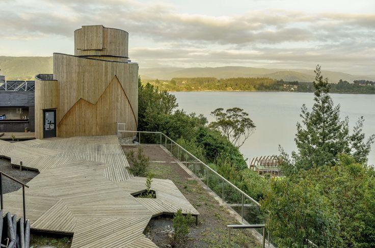 Gallery of Yepun Astronomical Observatory / Susana Herrera + FACTORIA - 1