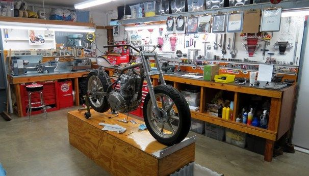 Beautiful Functional Home Workshops Garage Design Mechanic Garage Vintage Garage Ideas