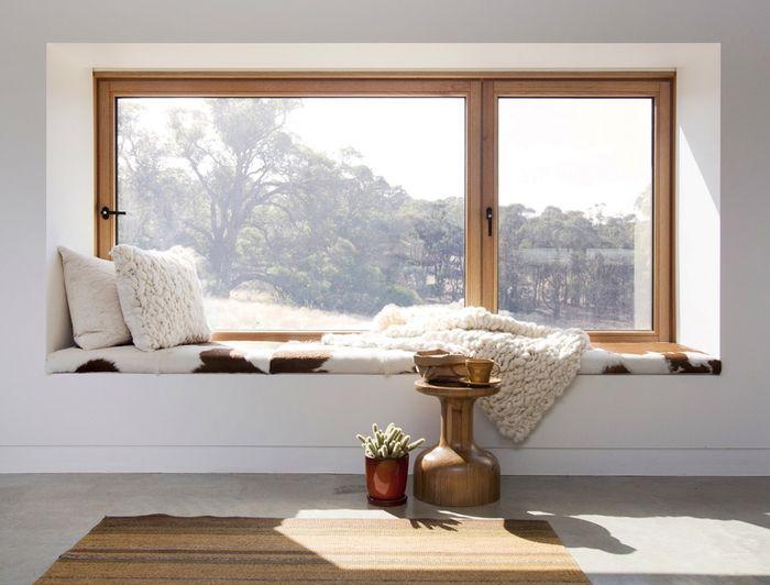 Love window seat