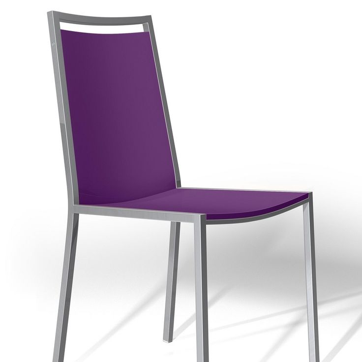 Concept chair. Available in a variety of colours.