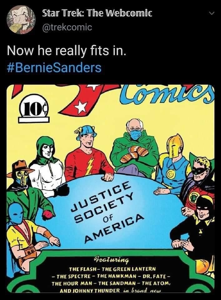 Pin By Danielle Janaye On Politicking In 2021 Johnny Thunders Bernie Memes Sandman