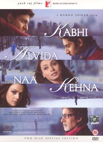 Kabhi Alvida Naa Kehna (2006) - http://www.musicvideouniverse.com/drama/kabhi-alvida-naa-kehna-2006/ ,