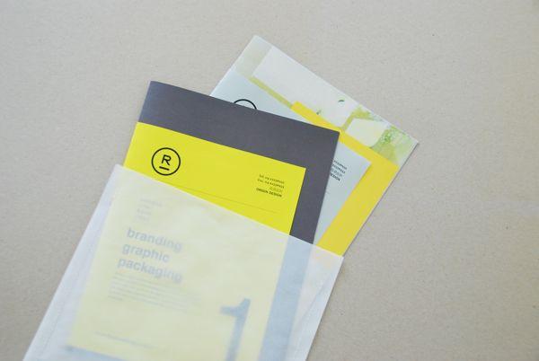Creative and Unique Presentation folder designs for design inspiration