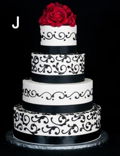 Black and red wedding theme. Just for Amanda.... Love you Morgan!!!!