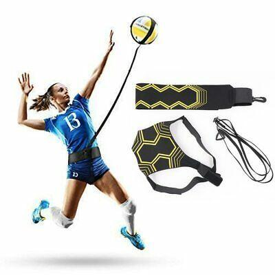 Us Football Kick Trainer Skills Solo Soccer Training Aid Equipment Waist Belt Ebay In 2020 Volleyball Training Equipment Volleyball Training Volleyball