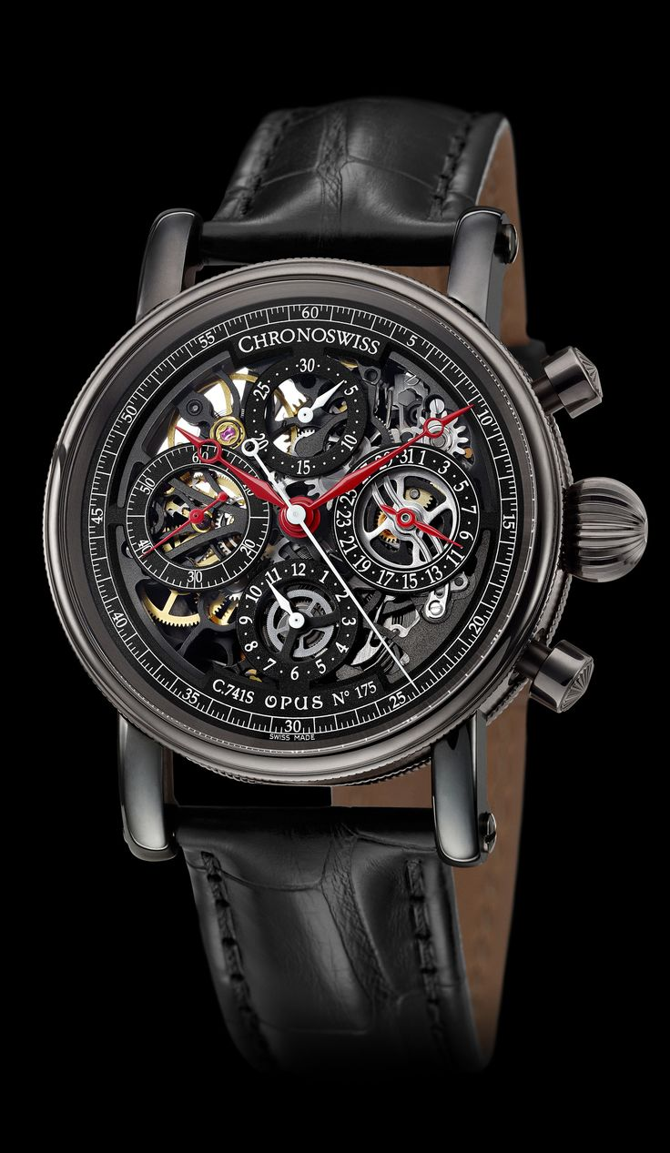 Chronoswiss Chronograph Skeleton