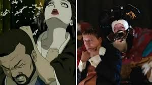 Image result for ghost in the shell (mamoru oshii 1995)
