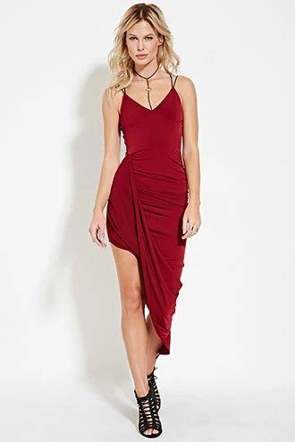 Asymmetrical Cami Dress | Forever 21 #thelateset