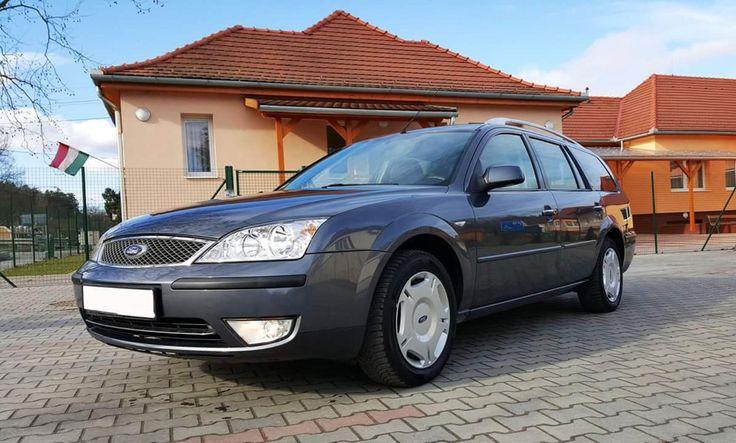 Ford Mondeo TDCi kombi
