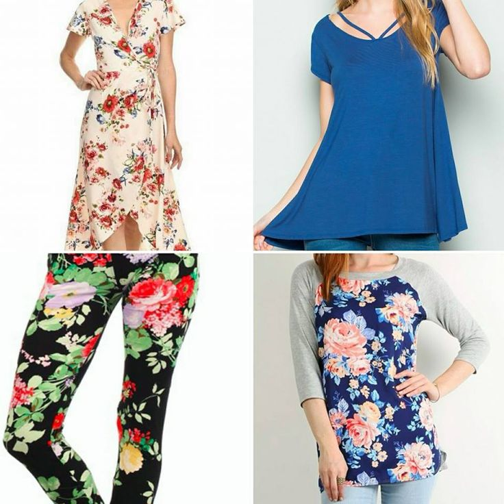 Cute new clothes from My Amelia James. Casual tops, soft ...