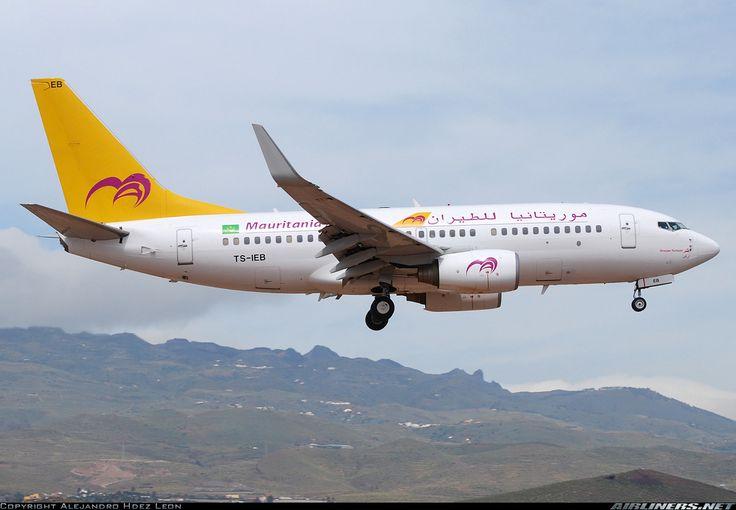 Boeing 737-7L9 - Mauritania Airways (Tunisair) | Aviation Photo #1697002 | Airliners.net