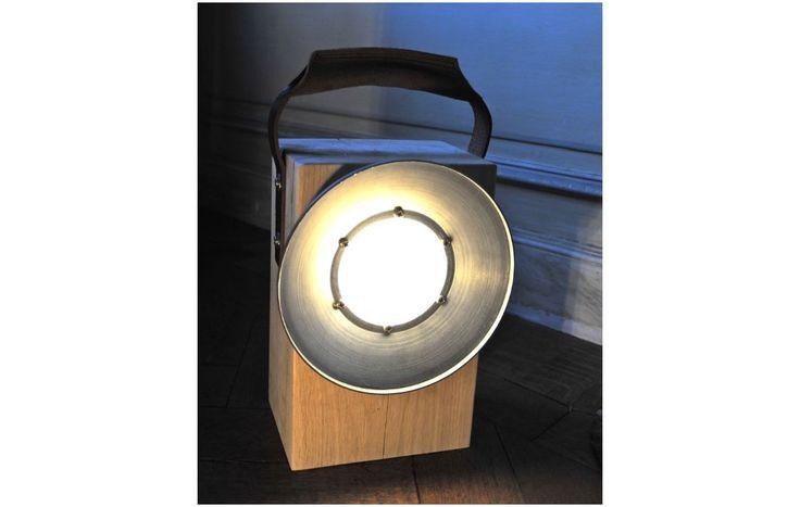 BLOOM! Block lamp by Dick van Hoff