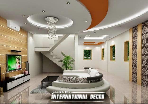 Exclusive catalog of pop design ceiling for modern interior