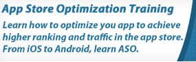 App store optmization course for #app #developers