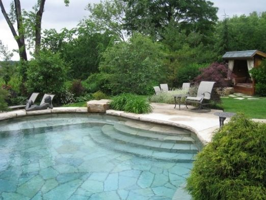 country pool