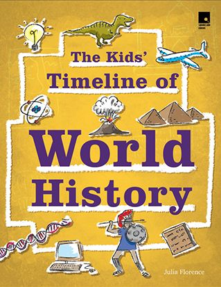 An illustrated compendium for children, with timelines and features highlighting important events from across the world which have shaped human history. The book will cover political and geographical events, scientific discoveries, art objects and movements, and also feature important personalities and pioneers in various fields. The approach will be informative, but informal and witty. All text will be accompanied by illustrations or photographic images.